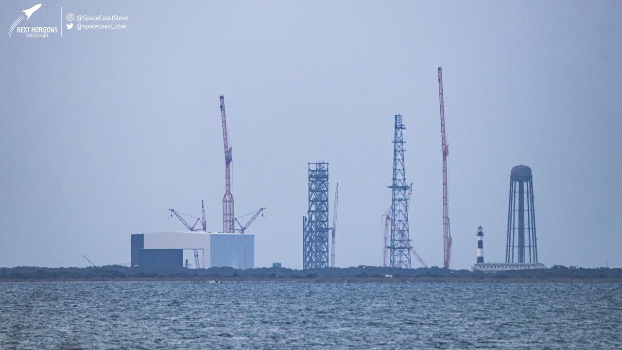 LC-36, Blue Origin