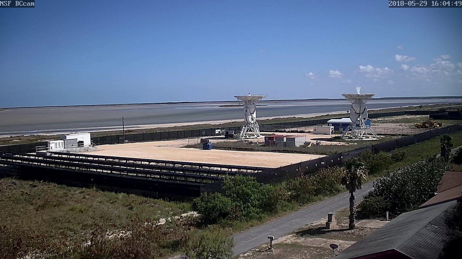 Космодром Space X в Boca-Chica