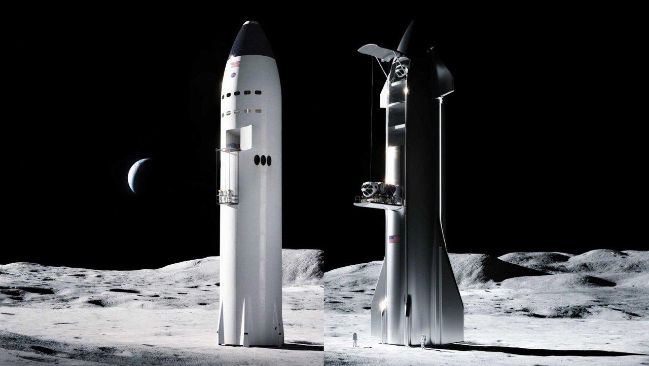 Starship Lunar / Starship