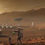 Операция «Марс»: какие технологии помогут первым колонистам