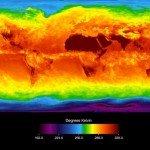 НАСА: апрель 2016 года стал самым жарким за всю историю наблюдений