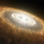 Астрономы-любители открывают старейший из известных науке околозвездных дисков