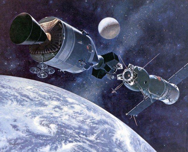 Аполлон Союз