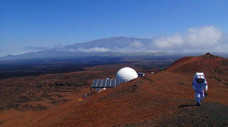 Марс Гавайи