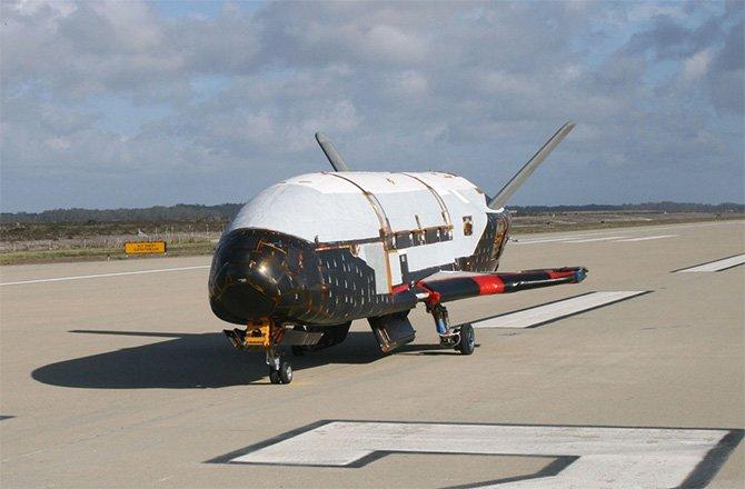 Шаттл X-37B