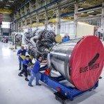 Blue Origin опубликовали видео первых огненных испытаний BE-4