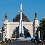 """Павильон """"Космос"""" на ВДНХ планируют открыть 12 апреля после реконструкции"""