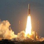 Arianespace заявила о потере контроля над ступенью РН Ariane 5