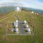 Продолжается строительство комплекса роботизированных телескопов в САО РАН