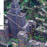 Космический радарный мониторинг смещений и деформаций земной поверхности и сооружений в городе Москве за период 2011–2015 гг