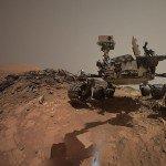 Марсоход Curiosity проработал две тысячи дней на поверхности Марса